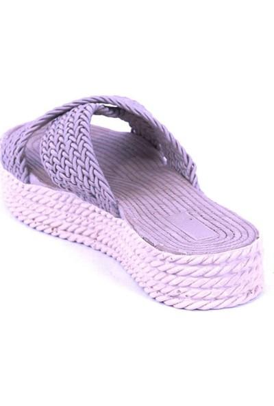 Ustalar Ayakkabı Vizon Kadın Terlik 475.105