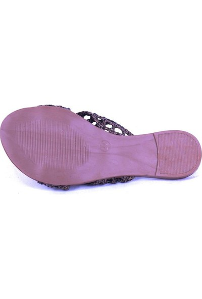 Ustalar Ayakkabı Bakır Kadın Terlik 036.7154