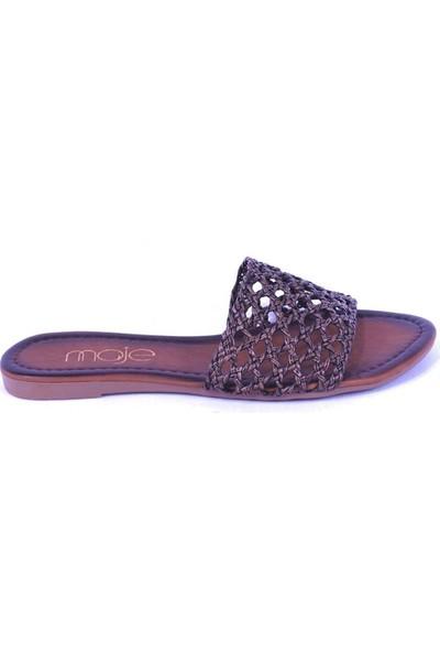 Ustalar Ayakkabı Bakır Kadın Terlik 036.7153
