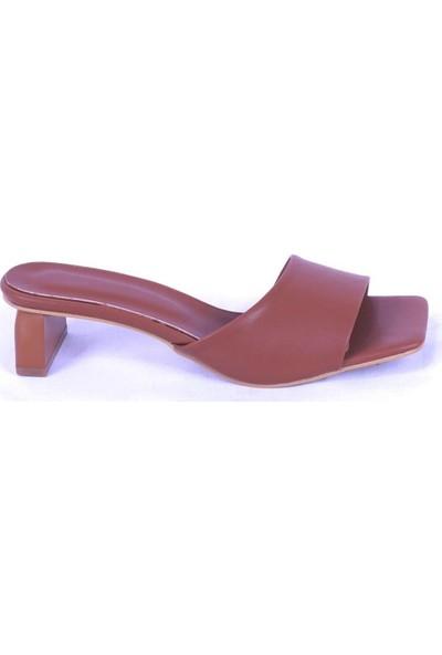 Ustalar Ayakkabı Taba Kadın Terlik 283.200