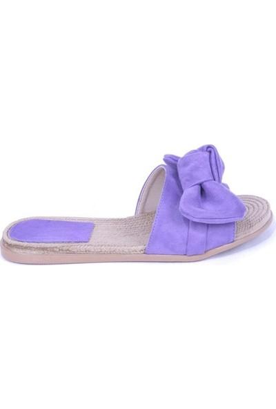 Ustalar Ayakkabı Lila-Kadın Terlik 541.1020