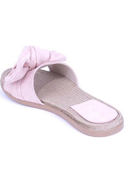 Ustalar Ayakkabı Pudra-Kadın Terlik 541.1020