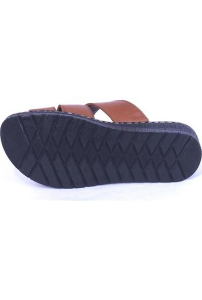 Ustalar Ayakkabı Taba Kadın Terlik 530.440
