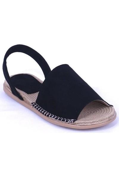 Ustalar Ayakkabı Siyah-Kadın Sandalet 541.1022