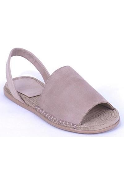 Ustalar Ayakkabı Bej-Kadın Sandalet 541.1022