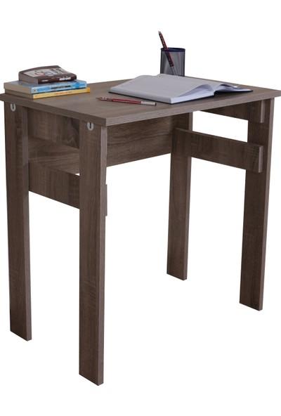 Adetto Minium Çalışma Masası Ceviz