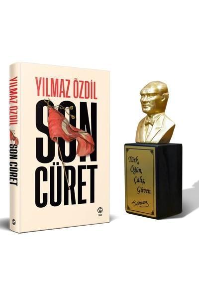 Son Cüret - Yılmaz Özdil + Beton Atatürk Büstü