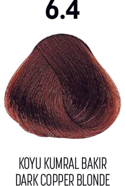 Bioplex 6.4 / Koyu Kumral Bakır Dark Copper Blonde - Glamlook Saç Boyası