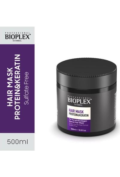 Bioplex Özel Formüllü Saç Bakım Maskesi 500 ml