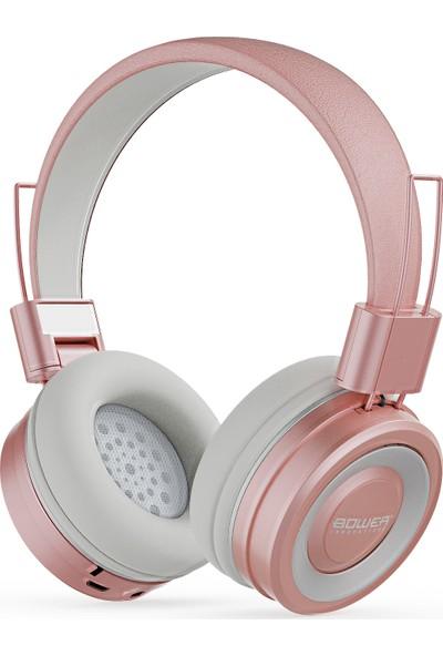Bower Innovations Pure Mikrofonlu Bluetooth Kulaklık Rose Gold