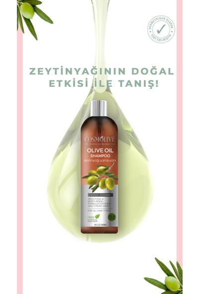 Cosmolive Zeytinyağı Şampuan 400 ml