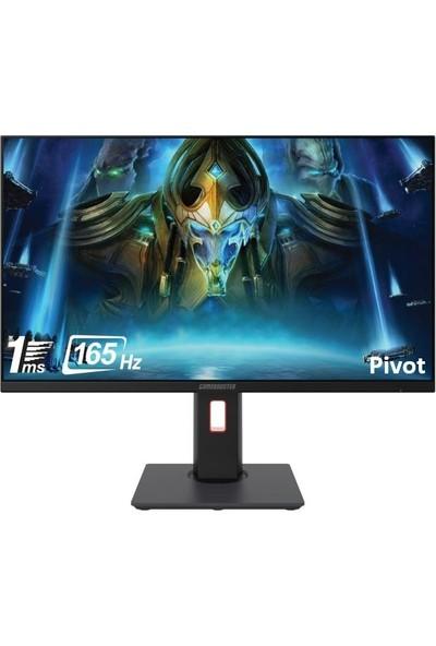 Gamebooster GB-2709FF 27INCH 165hz 1ms Flat Freesyn Fhd Pivot Gaming Monitör