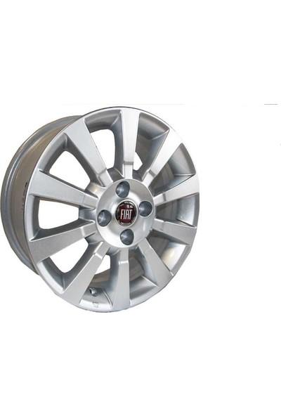 "Opar Fiat Linea - Fiorino 15"" Çelik Jant Takımı 55176505 4 Adet"
