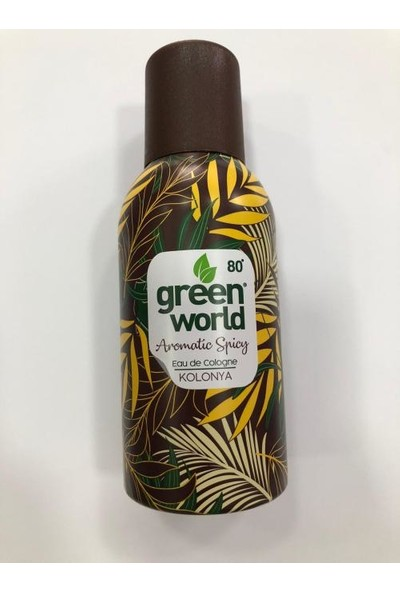 Green World Aromatic Spicy 150 ml