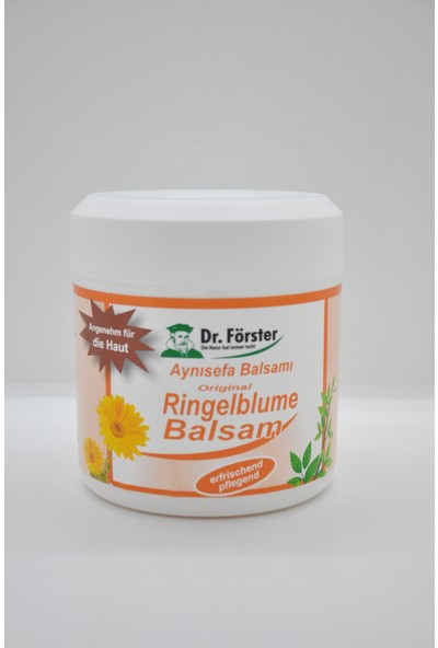 Dr. Förster Aynısefa Balsamı Original 500 ml