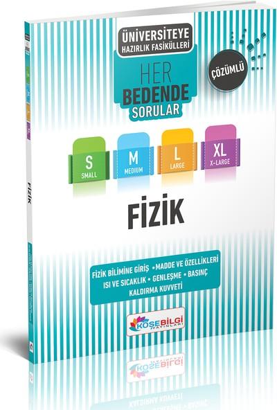 Köşe Bilgi Yayınları Her Bedende Sorular Serisi -S-M-L-XL