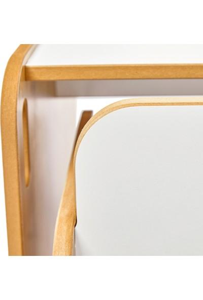 Minera 0-2 Yaş Serçe Çocuk Oyun Masası ve Sandalyesi Seti