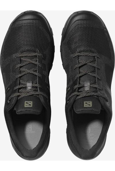 Salomon 411203 Outline Prism Goretex Su Geçirmez Siyah Erkek Outdoor Ayakkabı