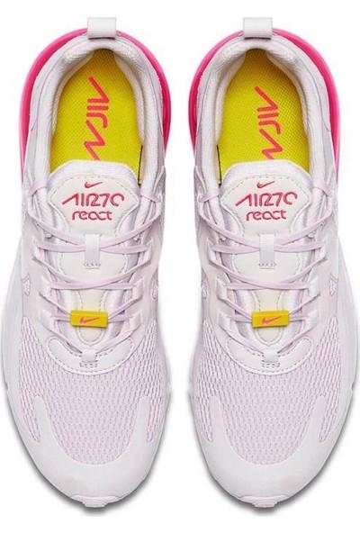 Nike Air Max 270 React CZ0374-500 Kadın Spor Ayakkabı