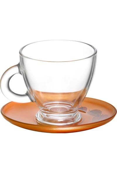 Lav Sonbahar Sıcaklığı 12'li Çay Seti