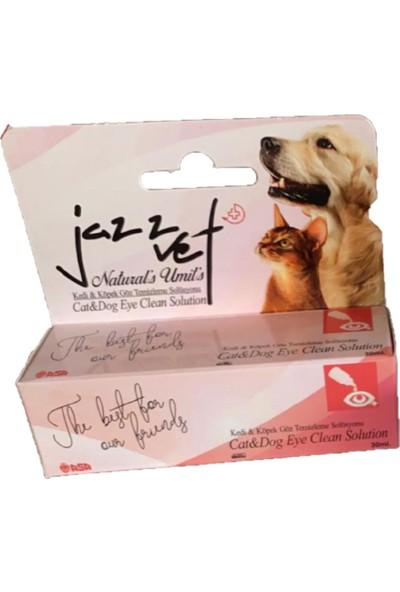 Jazz Vet Kedi Köpek Göz Temizleyici Solüsyon