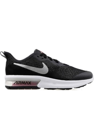 Nike Air Max Sequent 4 Gs AQ2245-001 Kadın Spor Ayakkabı