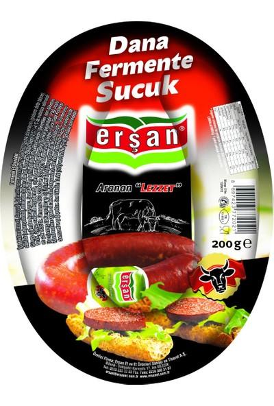 Erşan Et Dana Fermente Kangal Sucuk 200 gr