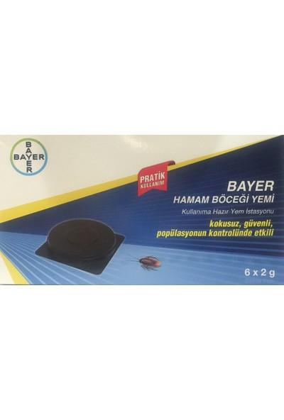 Bayer Hamam Böceği Yemi 6 x 2