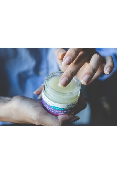 Lansinoh® Organik Göğüs Ucu Balmı- 60ml