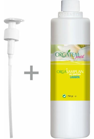 Orgatem Saç Şampuanı Lavanta Özlü 750 gr