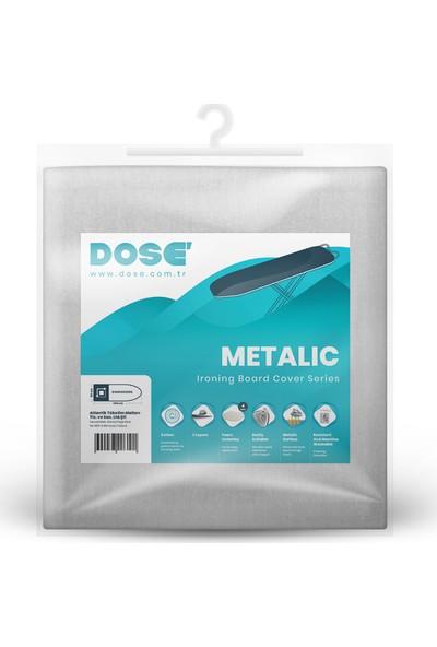 Dose Metalic Ütü Masası Kılıfı Bezi Örtüsü 140 x 50 cm