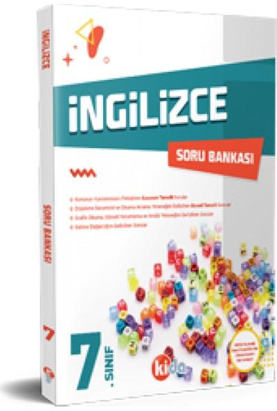 Kida Yayınları 7. Sınıf İngilizce Soru Bankası
