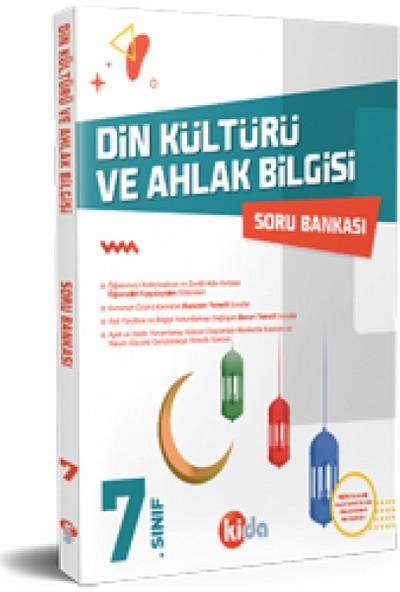 Kida Yayıncılık 7. Sınıf Din Kültürü ve Ahlak Bilgisi Soru Bankası