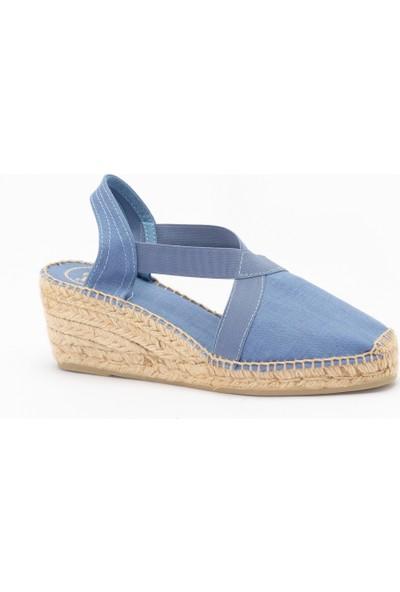 Toni Pons Kadın Sandalet Ter Ultramarıne