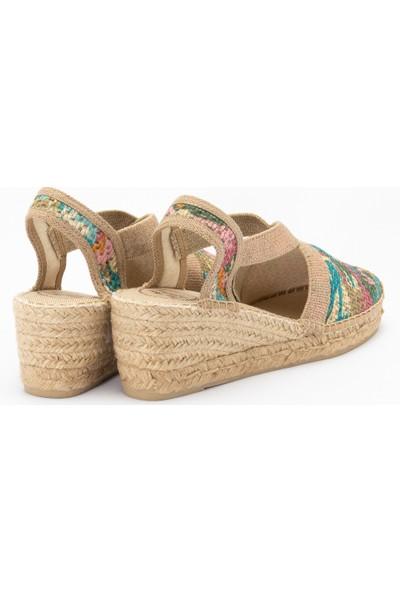 Toni Pons Kadın Sandalet Terra-Pktonı Pons Multi