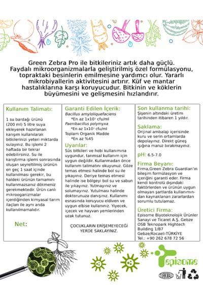 Green Zebra Pro - 1 Litre