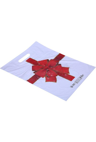 Naksan El Geçme Takviyeli Poşet Çok Renkli 40 x 50 No:4 (50 ) 1 Paket