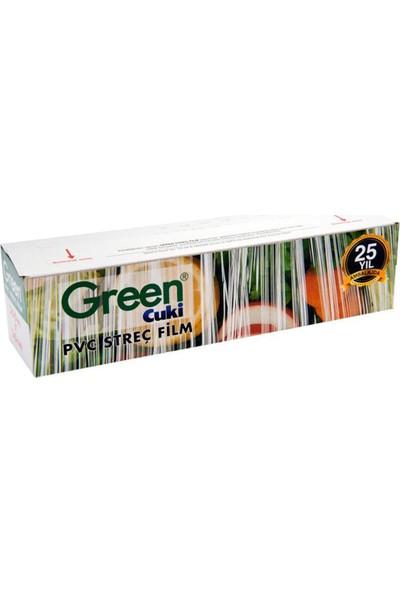 Green Streç Film 45 x 300 x 2'li