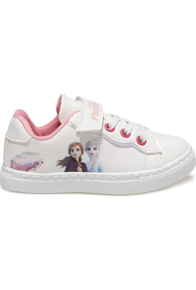 Frozen Stiny.P Beyaz Kız Çocuk Sneaker Ayakkabı