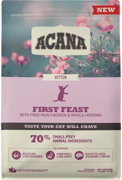 Acana First Feast Kitten Yavru Kedi Maması 1.8 kg