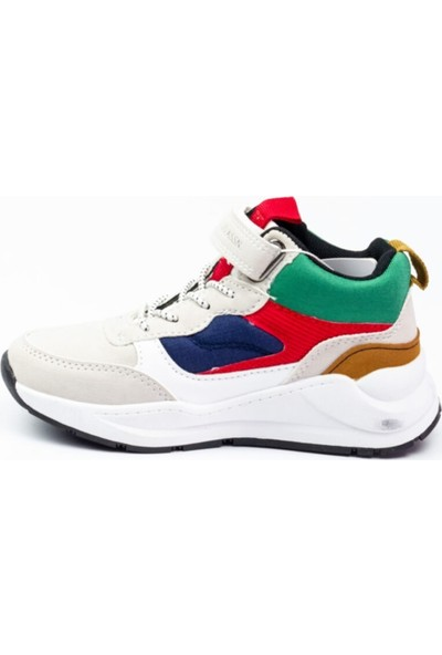 Us Polo Olıve Çocuk Ayakkabı