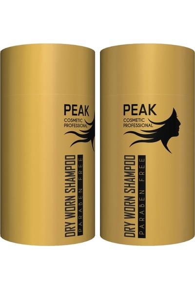 Peak Dry Worn Shampoo