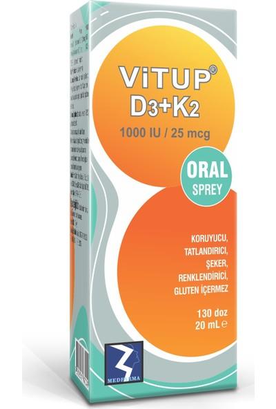 Vitup D3K2 Oral Sprey