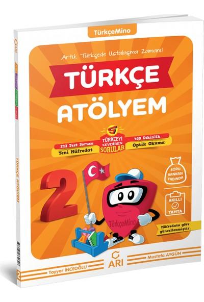 Arı Yayıncılık 2. Sınıf Türkçe Atölyem