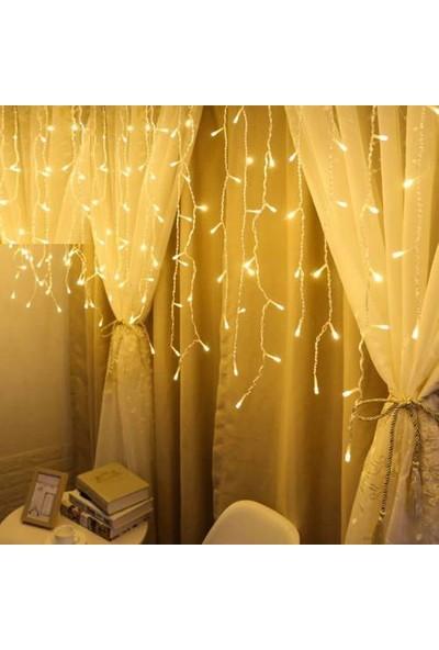 Real LED Yılbaşı Süsü Dekoratif Aydınlatma Gün Işığı