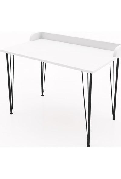 Evdemo Eko Çalışma Masası Beyaz