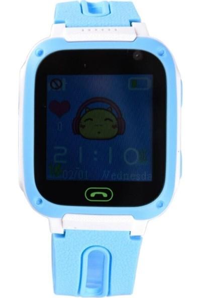 Erkek Çocuk Sejuyen Gps Takip Saati Sim Kartlı Akıllı Saat