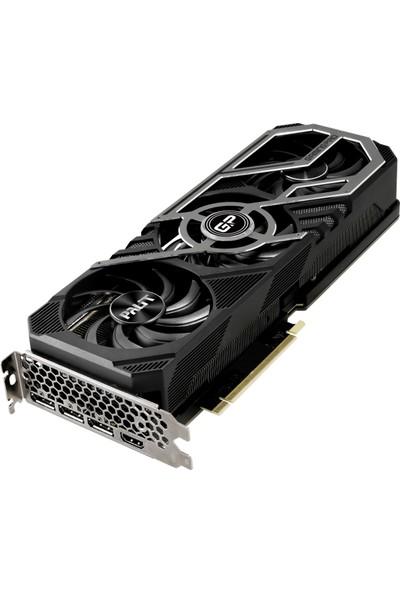 Palit Nvidia GeForce RTX3070 Gaming Pro OC 8GB 256Bit (DX12) PCI-e 4.0 GDDR6 Ekran Kartı
