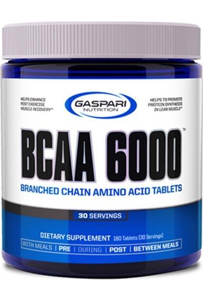 Gaspari Bcaa 6000 180 Tablet