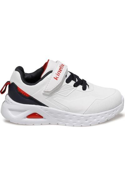 Kinetix Bate Beyaz Erkek Çocuk Yürüyüş Ayakkabısı